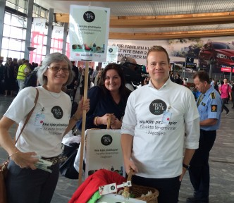 Norsk markering av World Anti-Counterfeiting Day 2015 ved OSL